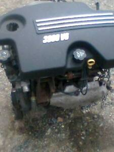 2007 Pontiac Montana moteur 3.9
