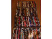 Job Lot of 100 Mixed Film, TV DVDs - Perfect for car Boot/Resale Great Asstmnt