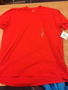 Mens Puma t-shirt - new with tags attached