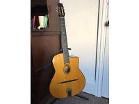 Manouche Modele Jazz Elite (Original Prototype) Gypsy Jazz Guitar