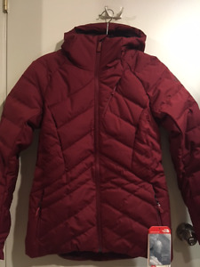 North Face Goose Down Coat