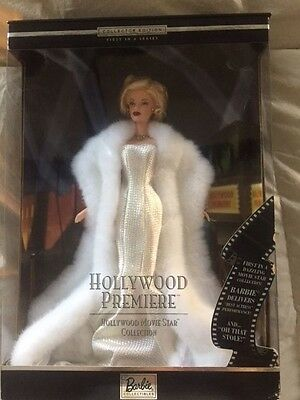 NIB Barbie Doll 2000 HOLLYWOOD PREMIERE  MOVIE STAR COLLECTION