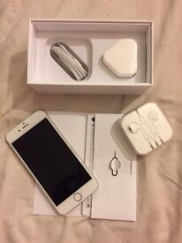 Iphone 6 White/Silver
