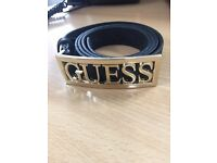 LADIES GUESS BELT For Sale
