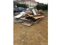 Rubbish clearance VERY CHEAP waste removal office clearance -garden clearance - house clearance