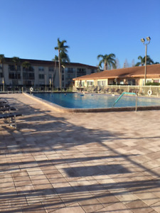 Clearwater Condo in Gated Senior Community