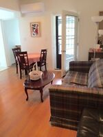 Leslieville/Beaches,new reno, modern,bright 1+den with deck!