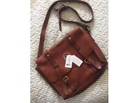 Toast women's leather handbag/satchel