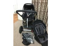 Car seat withe Pushchaire