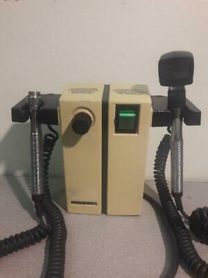 Welch Allyn 74710 Otoscope Ophthalmoscope Wall Mount Transformer  16904er