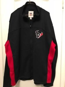 Men's Jacket Houston Texans football   NEW
