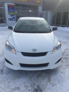 2012 TOYOTA MATRIX 170000 KM AIR CLIM TRES PROPRE 6999