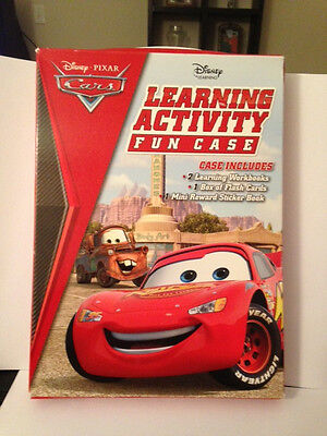 - Disney Cars Learning Activity Case New