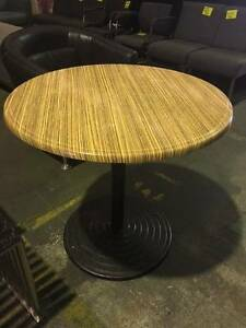 Round Cafe Tables  30 available Smithfield Parramatta Area Preview