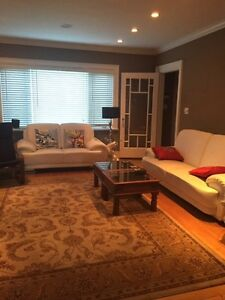 Upstairs Master Bedroom in 2-story house available
