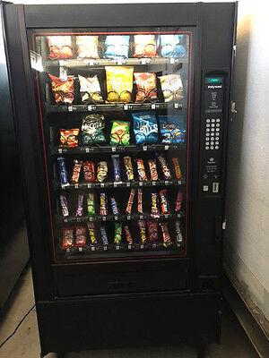Used Polyvend 40 Snack Vending Machine