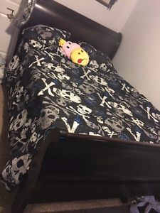 $3000 Bedroom set barely used.