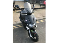 2006 Gilera Runner VX 125 in Black great condition