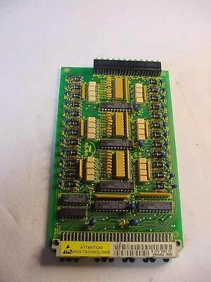 Man Roland 300 700 900 Printing Press Circuit Board - A 37v 1069 70