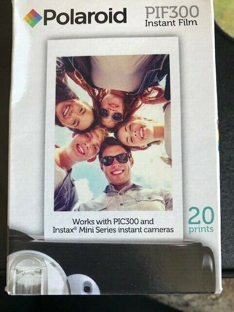 Polaroid PIF300 Instant Film Replacement - Designed for use