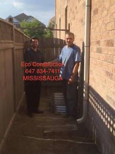 enlarge basement window cut installations 30 years exp