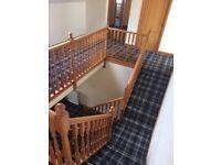Aberdeen/shire carpet fitter £3 a sq mtr carpet/£4 a sq mt vinyl