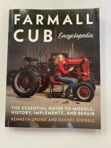 FARMALL CUB ENCYCLOPEDIA