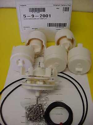 Polaris Caretaker Rebuild Kit 5-9-2001 NEW
