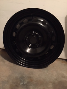 17 in. Steel Wheels to fit VW & Audi