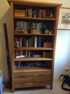 Laura Ashley Bookcase - solid wood Naremburn Willoughby Area Preview