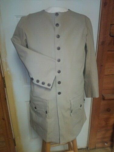 colonial civilian frock coat- rev. war-1812  SIZE 48