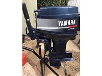 YAMAHA 30HP 2 STROKE AUTOLUBE OUTBOARD ENGINE