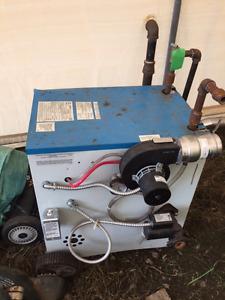 In Floor Heating Boiler