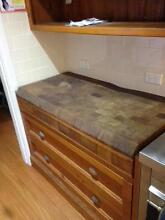 Original hardwood butcher's block for sale Dee Why Manly Area Preview