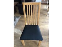 Various dinning/kitchen chairs for sale