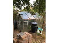 Free Greenhouse - Collection/Dismantle Required