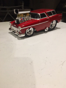 1/18 Die Cast, 1955 Chevy Nomad