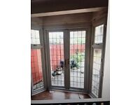 French Door Side Windows