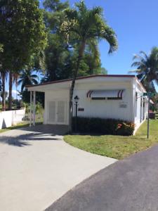 Maison mobile a vendre Floride