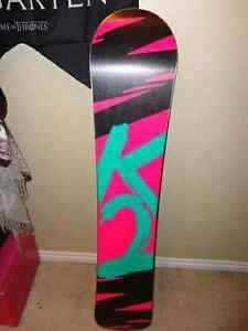 Brand New Women's K2 Duchess Snowboard  Peterborough Peterborough Area image 3