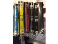 Full set of unused genuine Epson 26XL (Polar Bear) Printer Ink Cartridges