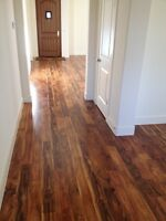 Professional Laminate Floor Laying