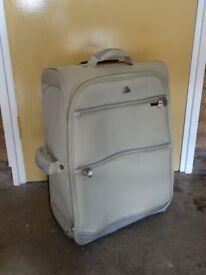 Medium size suitcase,