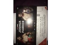 AJBOXING - ***QUICK SALE*** 6 x TICKETS FOR ANTHONY JOSHUA VS JOSEPH PARKER (31ST MARCH)