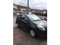 Citroen C2 VTR 2009 low mileage
