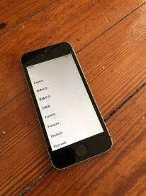 Apple iphone 5s 16GB o2