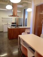 Furnished Micro units and lots of great amenities