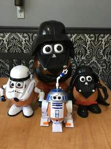 Star wars Mr potato