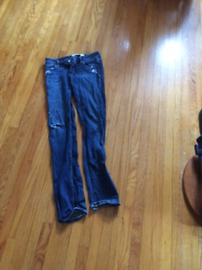 ABERCROMBIE AND FITCH NEW YORK JEANS