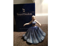 Royal Doulton Lady Jennifer (BRAND NEW IN BOX - but has a crack on the bottom) Unwanted gift